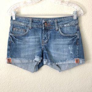 Vigoss The New York Denim Shorts